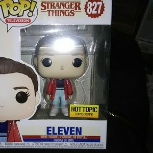 Pop stranger things Eleven exclusive